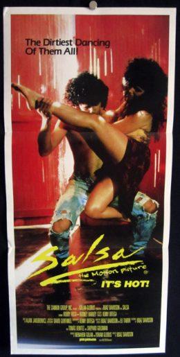 SALSA Daybill Poster