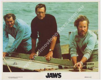 JAWS Lobby Cards