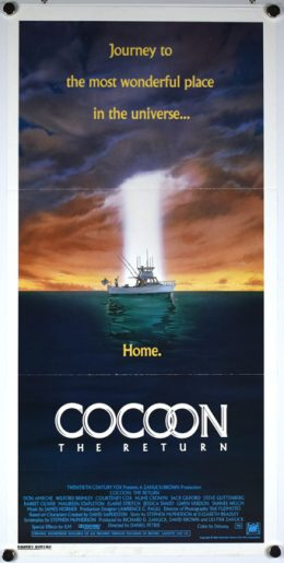 COCOON THE RETURN Poster