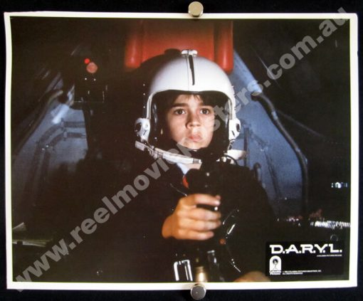 DARYL Lobby Cards
