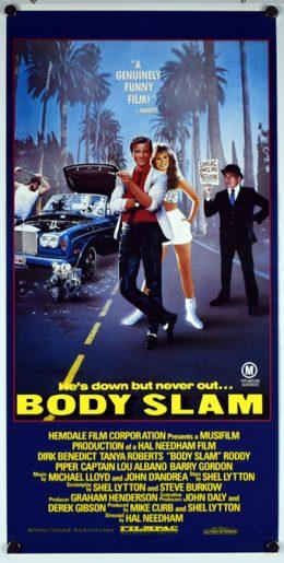 BODY SLAM Poster