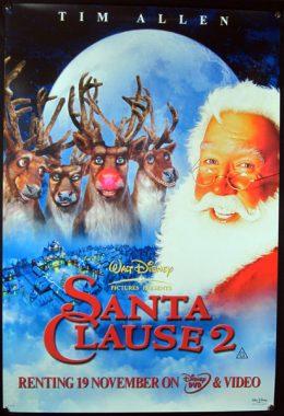 SANTA CLAUSE 2 Poster
