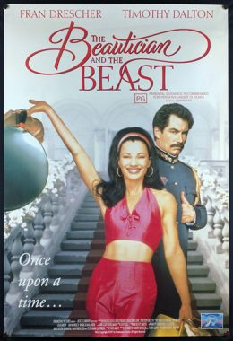 BEAUTICIAN AND THE BEAST Poster