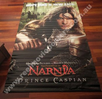 THE CHRONICLES OF NARNIA PRINCE CASPIAN Banner