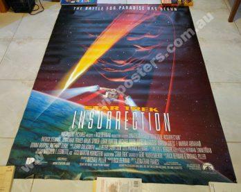 STAR TREK INSURRECTION Banner