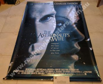 THE ASTRONAUT'S WIFE Banner
