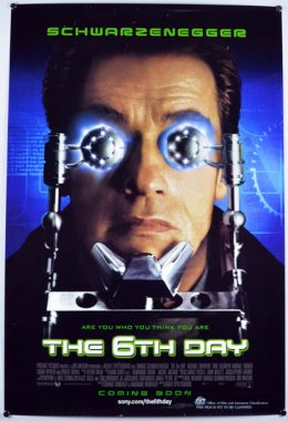 THE 6TH DAY Poster