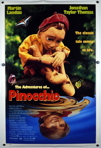 THE ADVENTURES OF PINOCCHIO Poster
