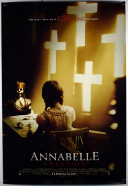 ANNABELLE CREATION Poster2
