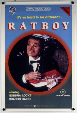 RATBOY Poster