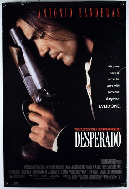 DESPERADO Poster2
