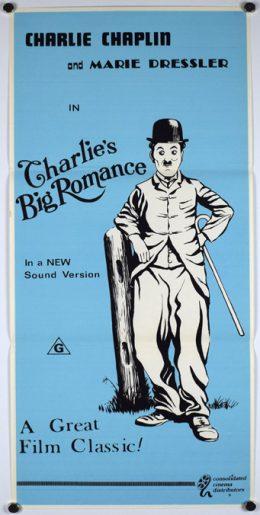 CHARLIE'S BIG ROMANCE Poster