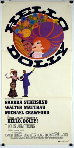 HELLO DOLLY Poster