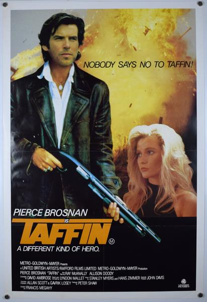 TAFFIN Poster