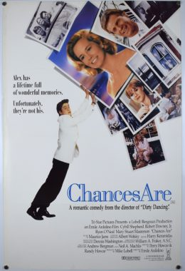CHANCES ARE Poster